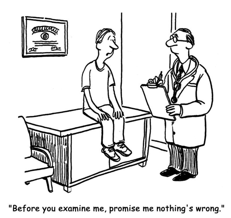 Psychologist joke