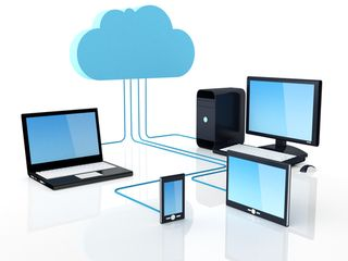 Cloud mobile desktop